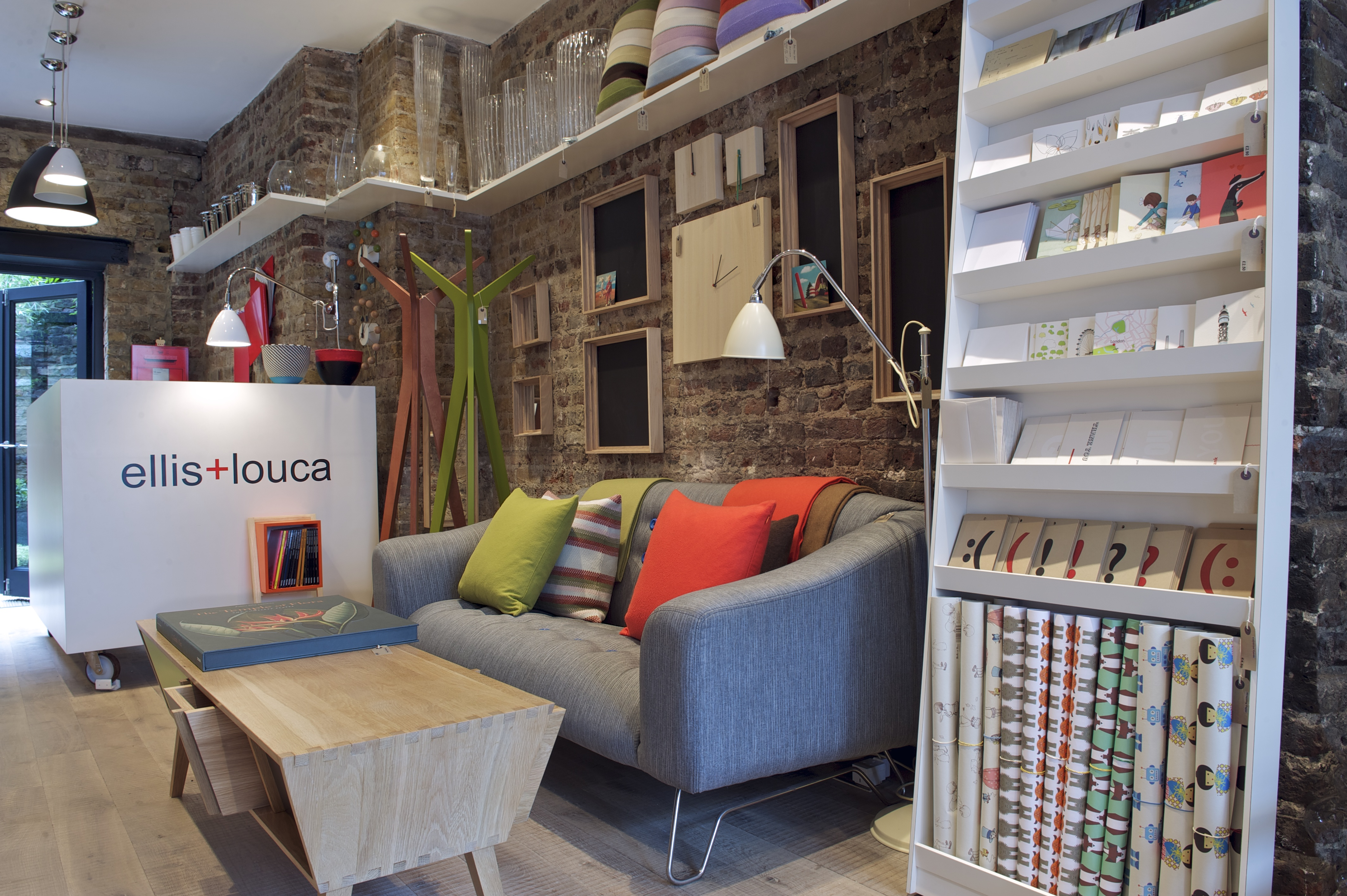 An interiors shop not to miss life for Fabric for interior design