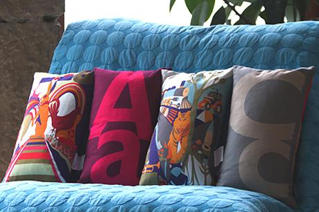 Purchasing Cushions